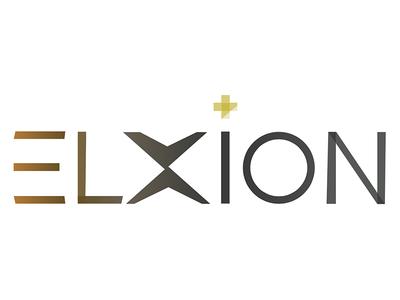 Elxion Logo branding logo design