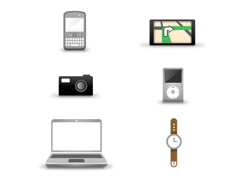 Icon Illustrations