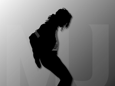 Micheal Jackson design illustration