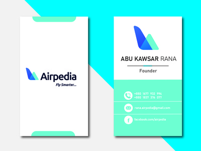 visiting card branding vector design illustration business card visiting card