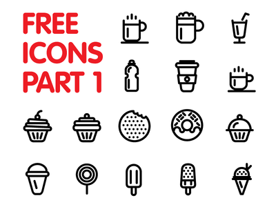 Free Icons Part 1