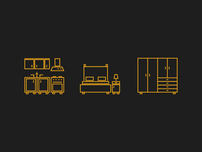 Working on Some Icons for a Website