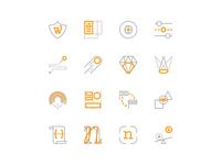 Thejemack Icons
