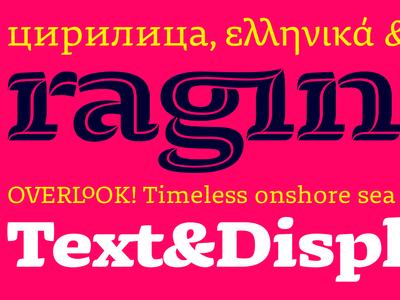 Dalma Typeface Family