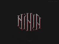 ambigramma - Ninja