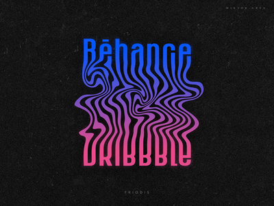 Behance-dribbble design letterin clothing tshirt wiktor ares music game logotype logo lettering high-style typography