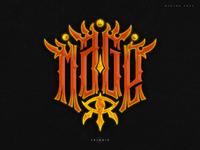 Mage (fiery)