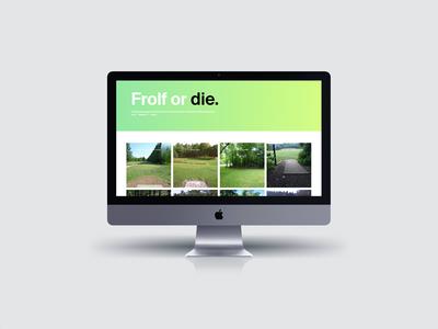 Frolf or Die
