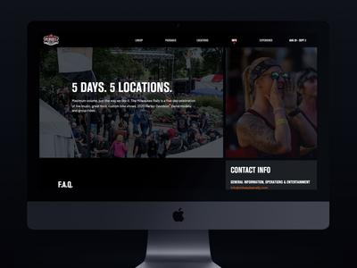 Milwaukee Rally Website