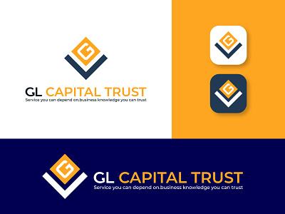 G L letter logo mark brand company graphic design design typography logo illustrator illustration icon branding minimal identity