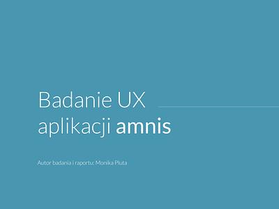 Usability Testing | UX uiux ux app product design