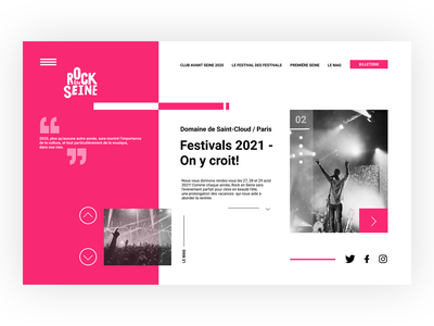 Daily UI 03 - Landing page photoshop figma website design web app uxdesign ux ui dailyuichallenge dailyui