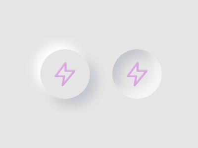 Daily UI 05 - Icon App figmadesign figma dailyui005 logo neumorphic design neumorphism ui neumorphism design app ui uxdesign ux dailyuichallenge dailyui