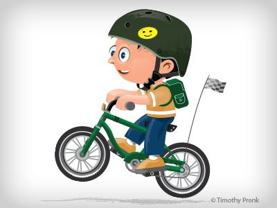 Biking Boy