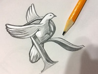 Logo Development Sketch