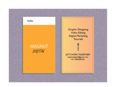 magnut digital business card