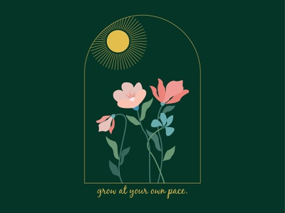 grow at your own pace