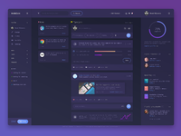 Dashboard ui design nndmlsvc