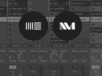 Ableton Live UI Survey synth effect daw sound audio design gui interface ui redesign live ableton