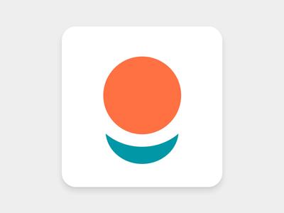 Google design exercise: Faces app icon