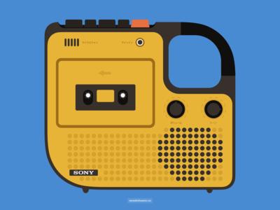 Sony TC 1210