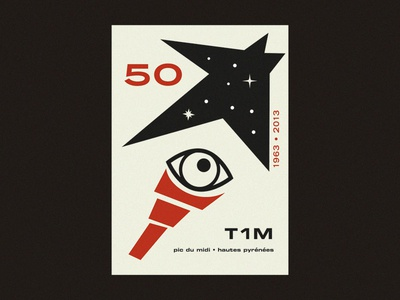 T1M  poster