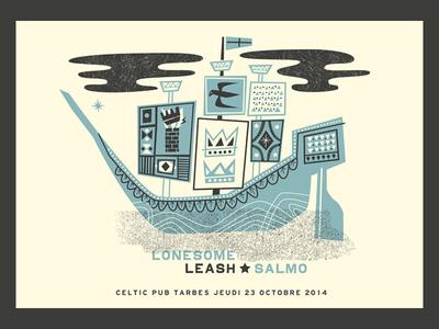 Lonesome Leash / Salmo