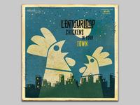 L'Entourloop - album cover