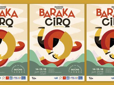 Baraka Cirq festival