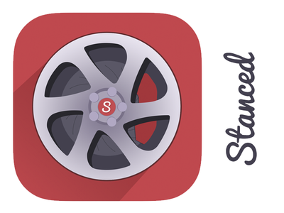 Stanced Icon ios stanced cars feed icon app
