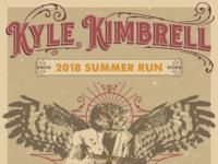 Kyle kimbrell tour poster july 2018 final 1200px