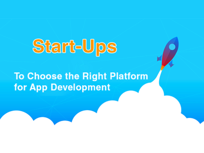 How to Choose the Right App Development Platform? ios app developers android app development hire developers mobile app app development company