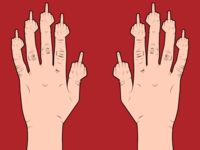 Handfuls Of F.U.'s