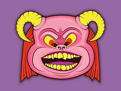 """""""The Shit Starter"""" monster design character creation character design character concept drawings drawing vector illustration"""