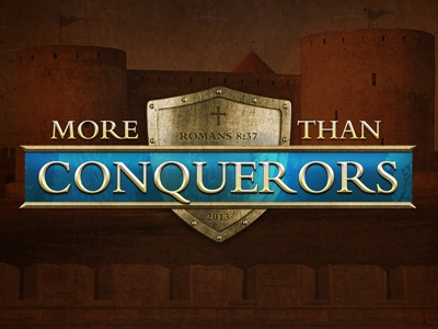 More Than Conquerors theme church