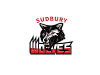 Sudbury Wolves redesign concept