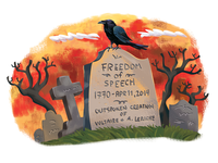 Freedom Of Speech Death