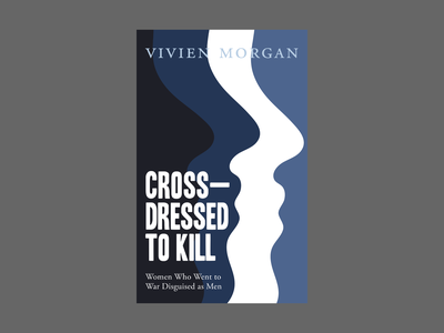 Cross-dressed to Kill by Vivien Morgan typography illustration design cover artwork cover art book design book covers book cover design book cover art book cover book