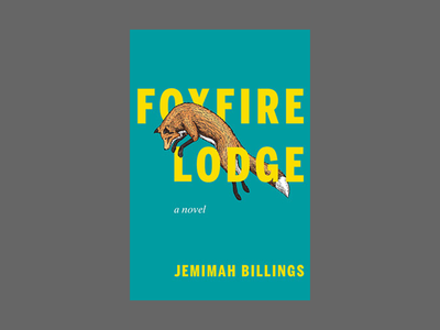 Foxfire Lodge by Jemimah Billings independent selfpublishing self-publishing mystery thriller typography illustration design cover artwork cover art book design book covers book cover design book cover art book cover book