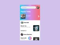 User Profile - Meusic