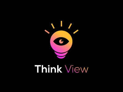Think view l creative logo l technology typography minimal abstract logoo designer modernism think view tech logo creative logo illustration brand identity branding mobile app modern logo designer best logo designer in dribbble