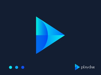 play mobile app icon design modern logo minimalist flat modern logo designer branding mobile face youtube music player gradient logo apps icon design 3dlogo play icon play mobile apps icon best logo designer in dribbble