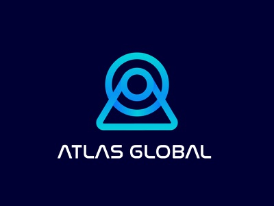 altas global logo desing top designer winmids logo vector art a letter logo global logo solution services business and finance global web icon ui vector best logo modern logo illustration minimal branding best logo designer in dribbble