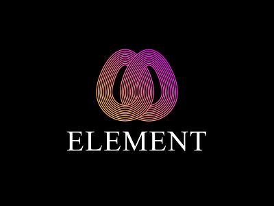 modern abstract logo gradient hire logo line art logo creative logomodern abstract color business trend ecommerce illustration modern logo designer branding best logo designer in dribbble