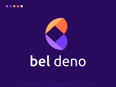 modern b letter logo app icon logo hire logo designer awesome creative monogram minimal bd logo commerce illustration 3d modern logo branding modern logo designer best logo designer in dribbble