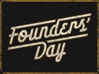 Founders' Day Invite