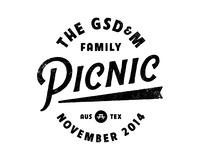 Gsdm picnic shirt art