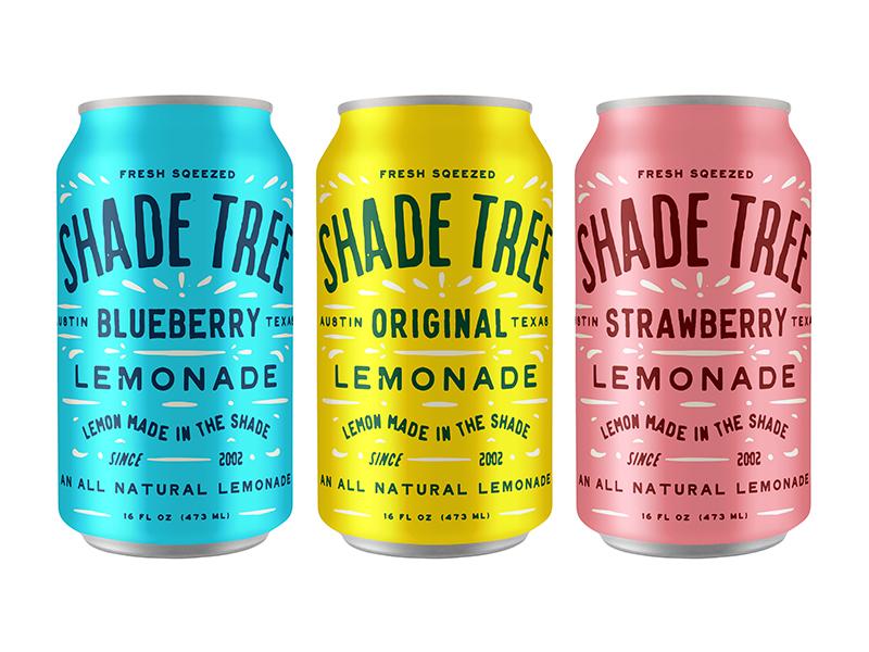 ST Packaging Exploration branding packaging typography lemonade