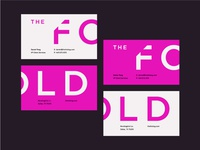 The Fold Business Cards
