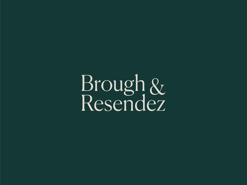 B&R Logotype branding custom lettering custom type typogaphy logotype logo